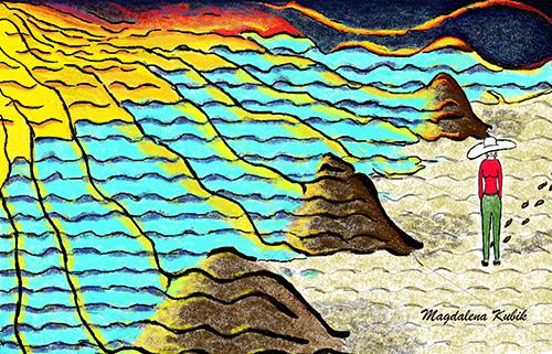 sunset-by-magdalena-kubik